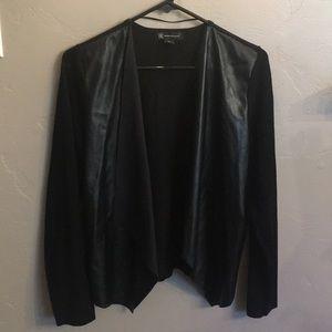International concepts INC black light sweater top